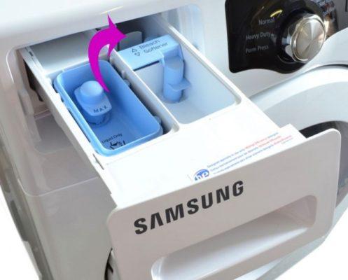 Igienizzare i lavaggi e la lavatrice