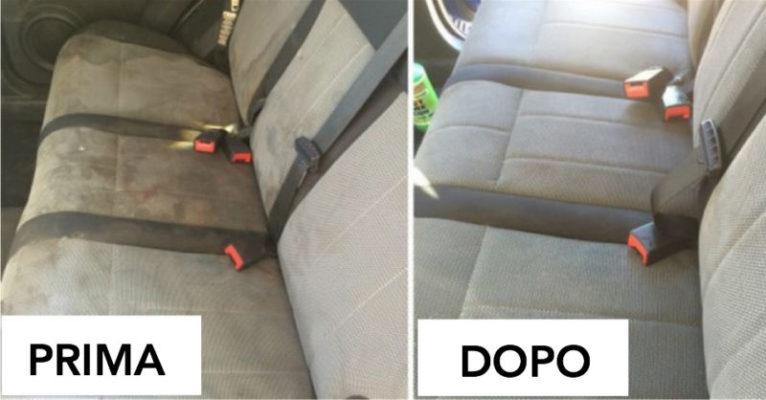 Interni auto da pulire? Leggete i nostri 11 trucchi e sarà facilissimo