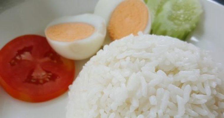 Photo of Dieta del riso e della mela: la dieta sprint per perdere 5kg in 7 giorni