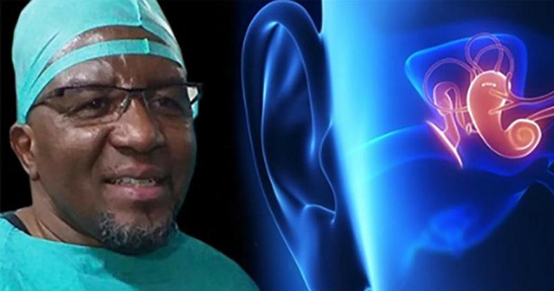 Intervento unico al mondo: un medico cura la sordità