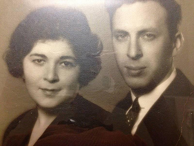 Anniversario 80 anni di matrimonio