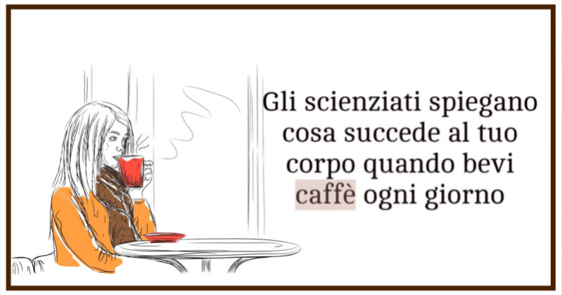 I benefici del caffè