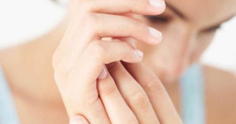 Perché le mani si addormentano?