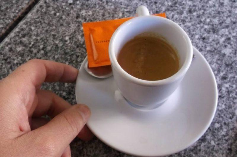 Una tazzina di espresso al giorno fa bene al nostro corpo
