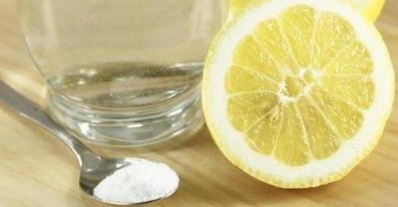 bicarbonato-limone