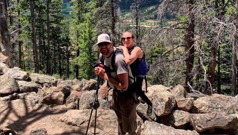 Ragazzi disabili scalano la montagna