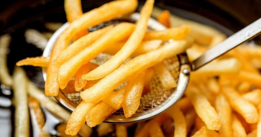 Patatine fritte e cecità