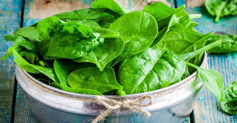 ferro spinaci