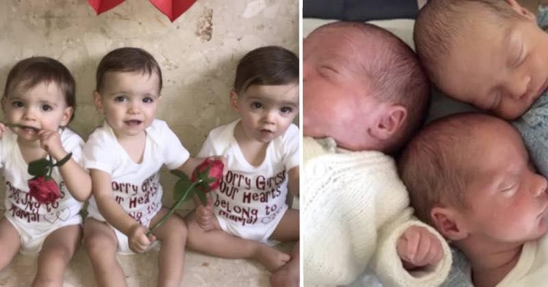 3 gemelli prematuri