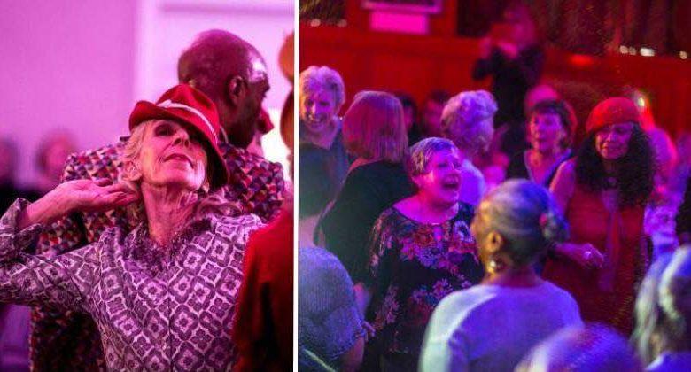 Discoteca per anziani