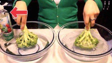 Photo of Come eliminare i pesticidi da frutta e verdura con metodi naturali