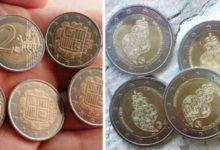 Photo of Le sette monete da 2 euro di grande valore. Controllate il portafogli!