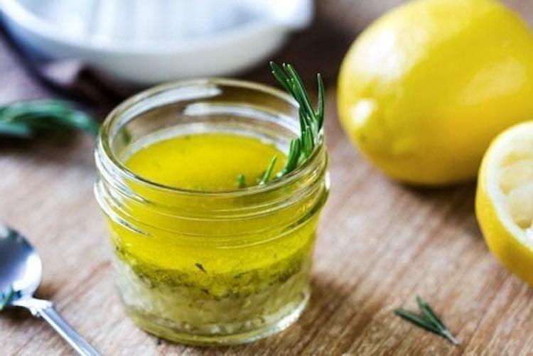 Limone e olio d'oliva