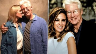 Photo of Richard Gere e sua moglie Alejandra Silva vivono una vera fiaba