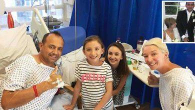 Photo of Decide di donare un rene all'ex marito, perché non vuole che i suoi figli restino senza il padre