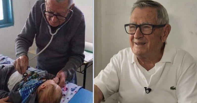 pediatra di 92 anni