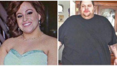 Photo of Prima erano obesi, insieme perdono 262 kg e poi si sposano