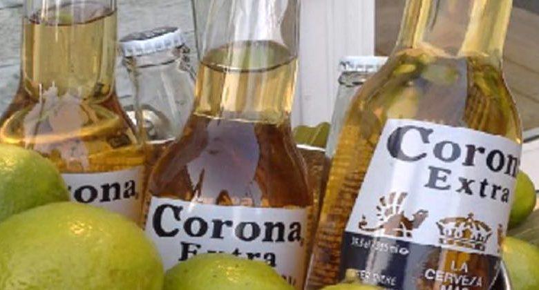 Coronavirus associato alla birra