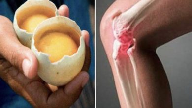 Photo of Rimedio naturale a base di uova per eliminare il dolore alle ginocchia