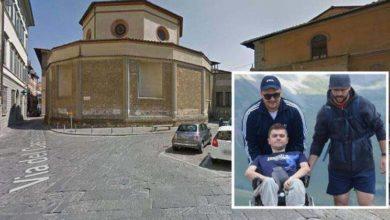 Photo of Ragazzo disabile di 21 anni morto a Firenze a causa di una buca stradale