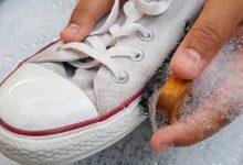 Photo of Rimedi naturali per sbiancare le scarpe bianche e farle tornare come nuove