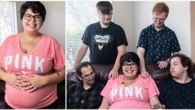 Photo of Relazione poliamorosa. Resta incinta e il bambino crescerà con 4 papà