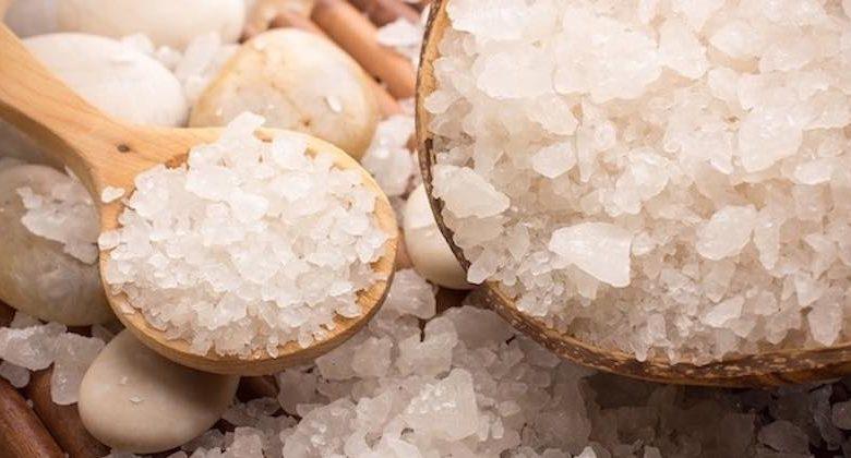 Bagno con sale di Epsom benefici