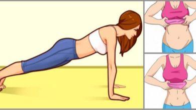 Photo of Dieci esercizi fisici per eliminare il grasso addominale