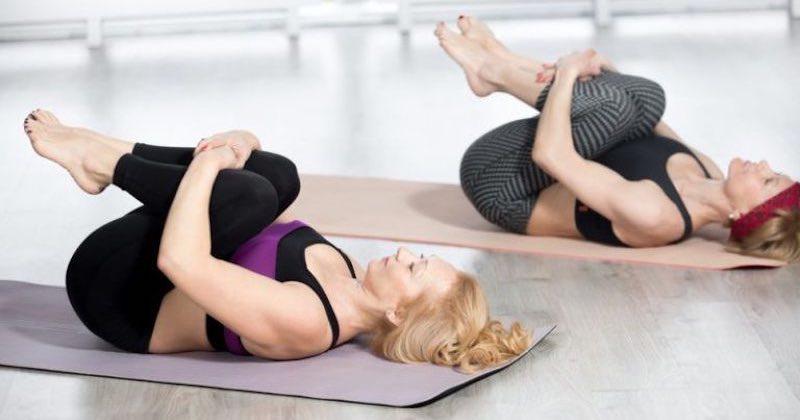 yoga da praticare prima di dormire