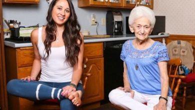 Photo of I benefici dello yoga per la schiena: la storia di Anna Pesce