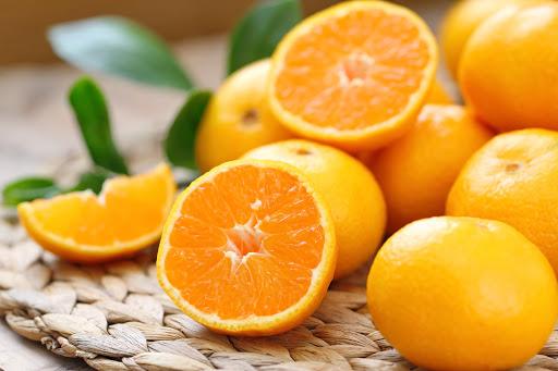 Torta di arance e carote