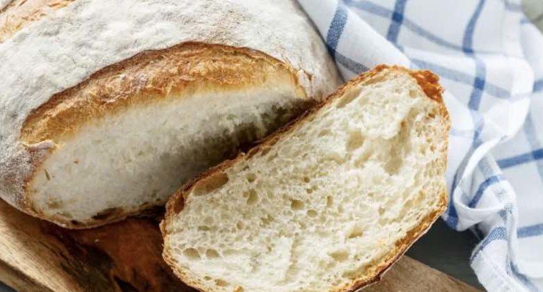 ricetta del pane fatto a casa