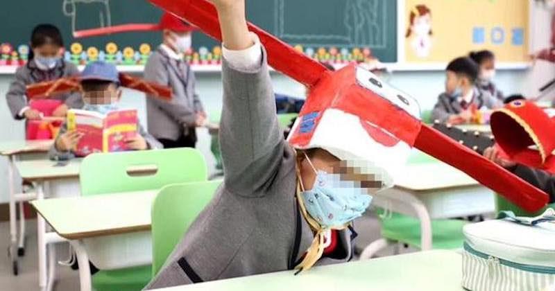 Coronavirus Cina il cappello speciale