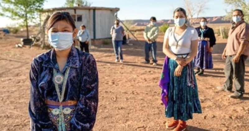 Navajo rischiano di scomparire