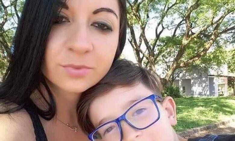 Mamma avvelena il figlio