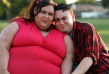 Photo of Monica Riley vuole diventare la donna più grassa del mondo