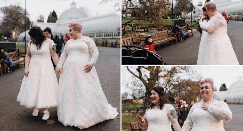 due donne si sposano