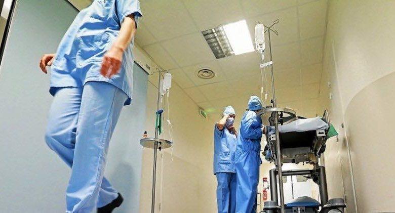 infermiera positiva al Covid19