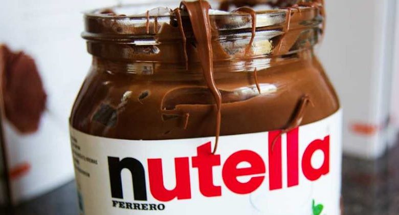 ingredienti Nutella