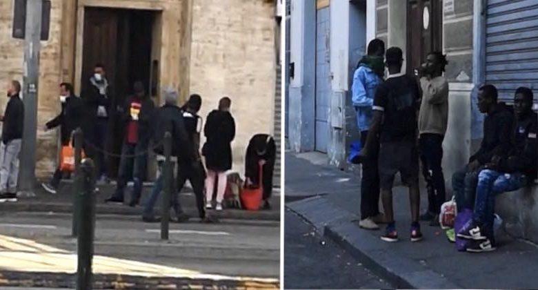 migranti lockdown