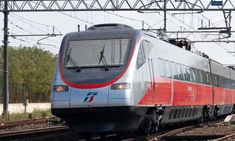 Rissa violenta sul treno Roma-Lecce