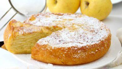 Photo of Torta di mele, la ricetta per un dolce morbido, gustoso e dal profumo invitante