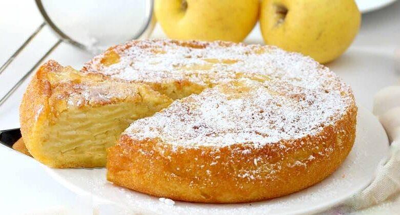 come preparare la torta di mele