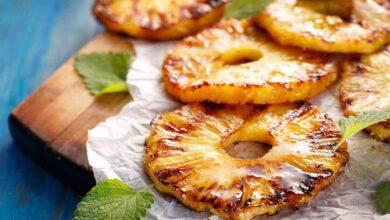 Photo of Ananas con cannella al forno, un gustoso e sano dessert che aiuta a perdere peso