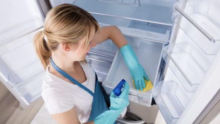 Elimina i cattivi odori nel frigo
