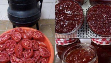 Photo of Marmellata di pomodoro vecchio stile, la vera ricetta tradizionale