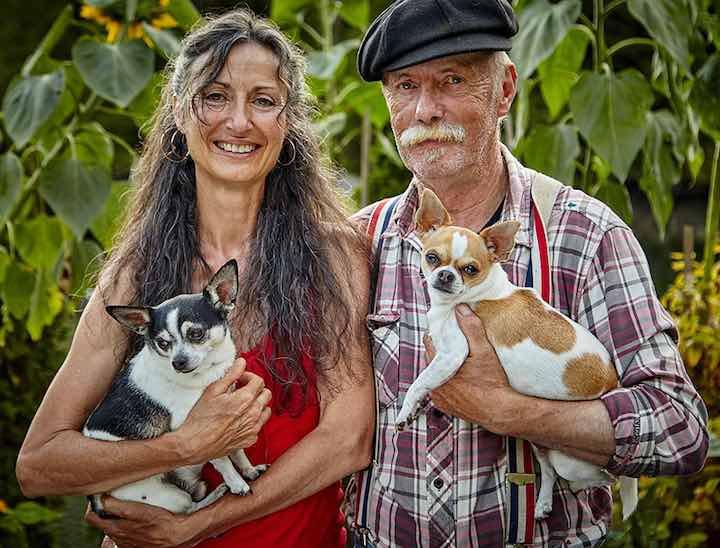 Wayne Adams, Catherine King