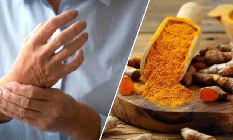 curcuma può aiutare a curare l'artrite