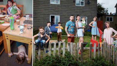 Photo of I genitori di 7 figli scelgono di crescerli senza regole, sono liberi di decidere quello che vogliono