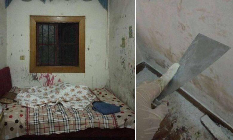 uno studente è riuscito a rimettere a nuovo la sua stanza sporca